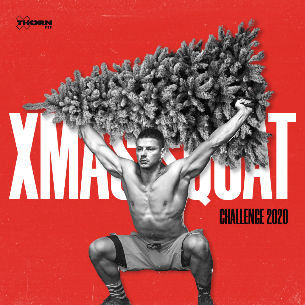 Xmas squat challange